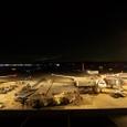 成田空港 出発前
