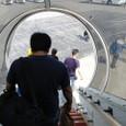 石垣空港に到着 約4時間