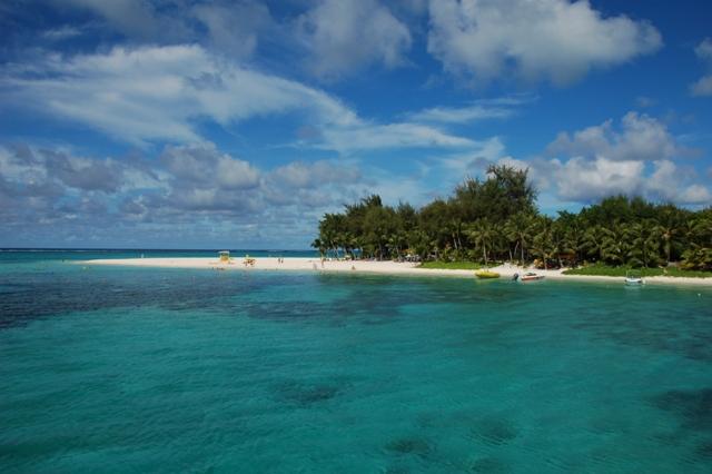 サイパン マニャハガ島