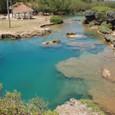 イナラハンの天然プール